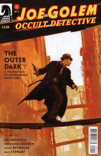 Joe Golem: The Outer Dark