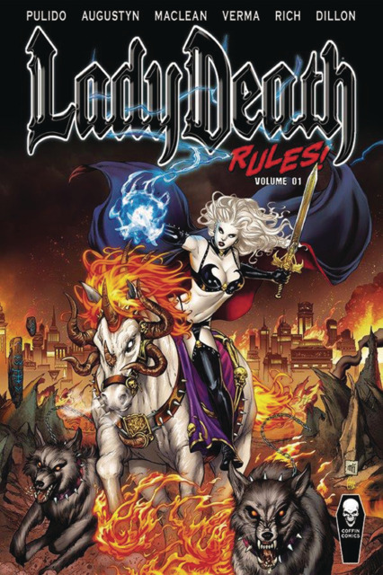 Lady Death Rules!
