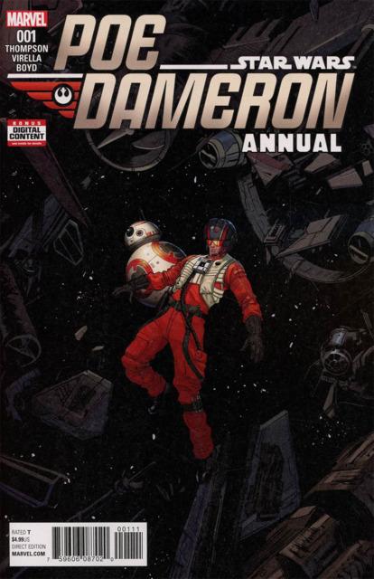 Star Wars: Poe Dameron Annual