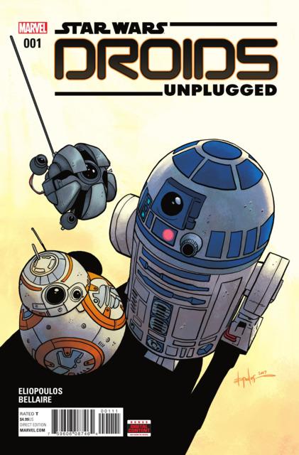 Star Wars: Droids Unplugged