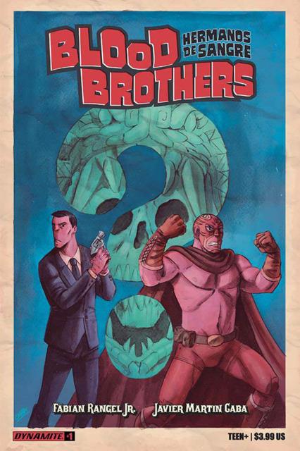 Blood Brothers: Hermanos de Sangre