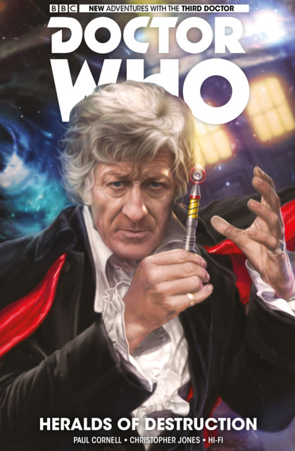 Doctor Who: The Third Doctor: The Heralds of Destruction