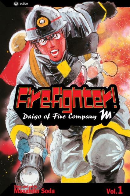 Firefighter! Daigo of Fire Company M