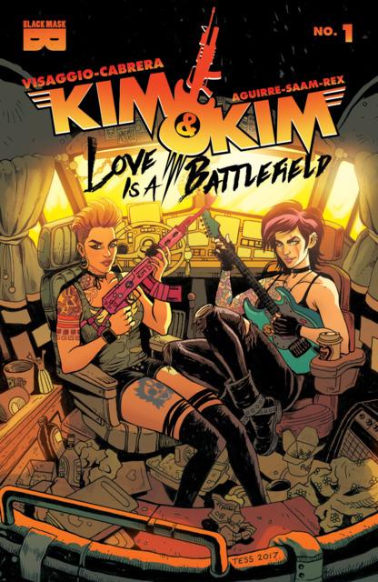 Kim & Kim: Love Is A Battlefield