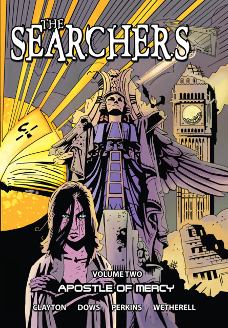 The Searchers: Apostle of Mercy