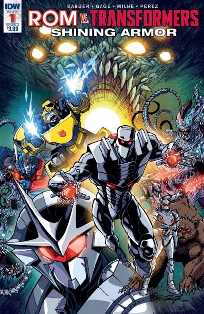 Rom vs Transformers: Shining Armor