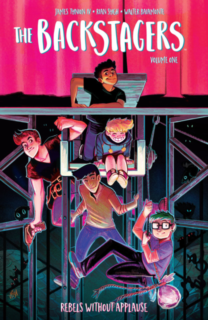 The Backstagers: Rebels Without Applause