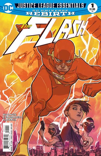 DC Justice League Essentials: The Flash