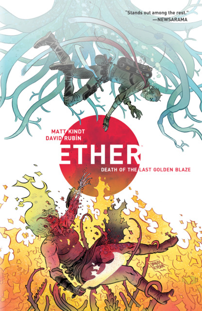 Ether: Death of the Last Golden Blaze