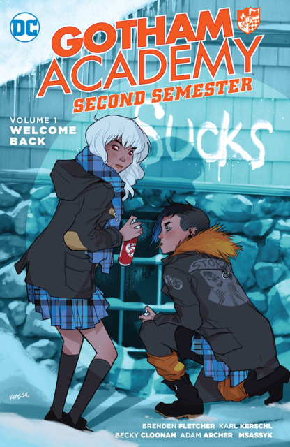 Gotham Academy: Second Semester: Welcome Back