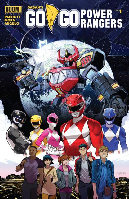 Saban's Go Go Power Rangers