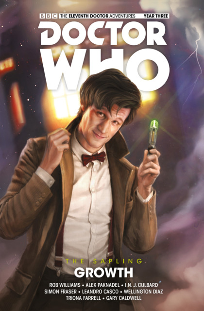 Doctor Who: The Eleventh Doctor: The Sapling: Growth