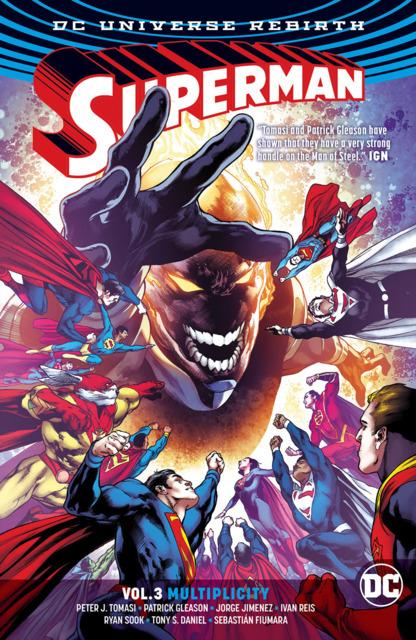 Superman: Multiplicity