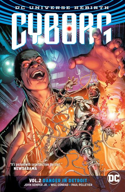 Cyborg: Danger In Detroit
