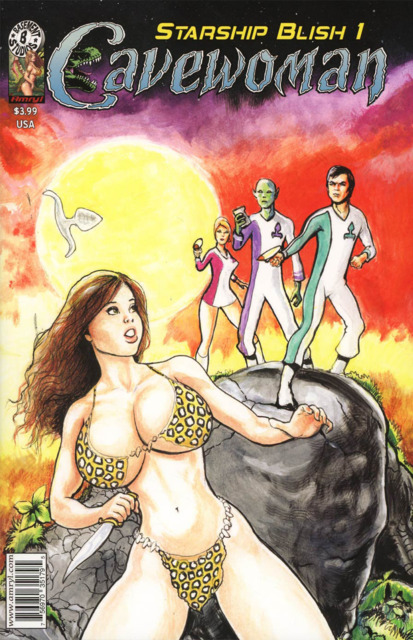 Cavewoman: Starship Blish