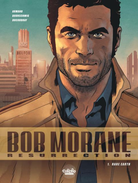 Bob Morane Resurrection