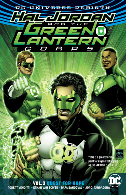 Hal Jordan and the Green Lantern Corps: Quest For Hope