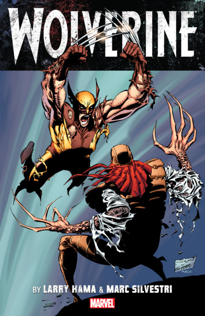 Wolverine by Larry Hama and Marc Silvestri