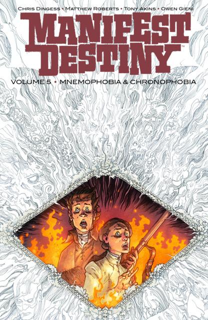 Manifest Destiny: Mnemophobia & Chronophobia