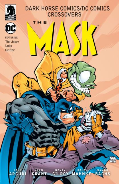 Dark Horse Comics/DC Comics: The Mask