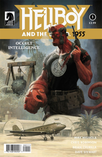 Hellboy and the B.P.R.D.: 1955--Occult Intelligence