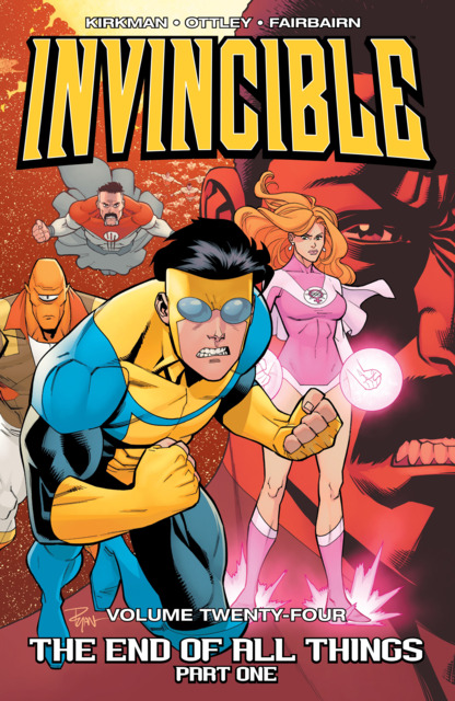 Invincible: The End of All Things