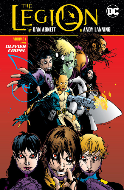 The Legion by Dan Abnett and Andy Lanning