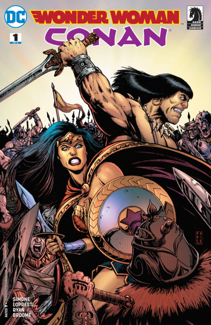 Wonder Woman/Conan