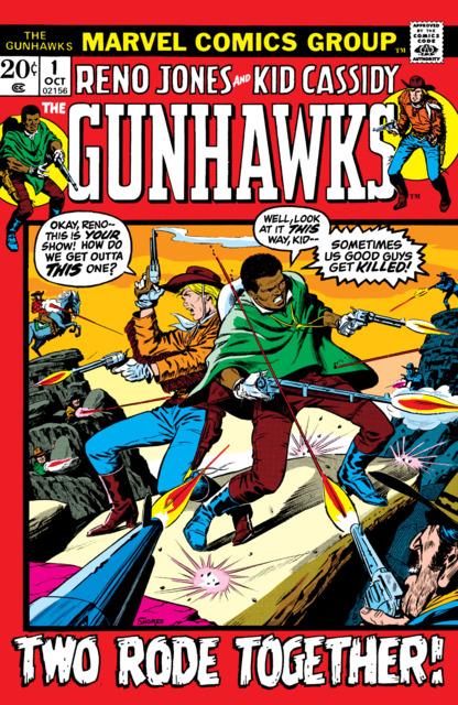 The Gunhawks