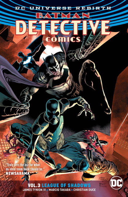 Batman: Detective Comics: League of Shadows