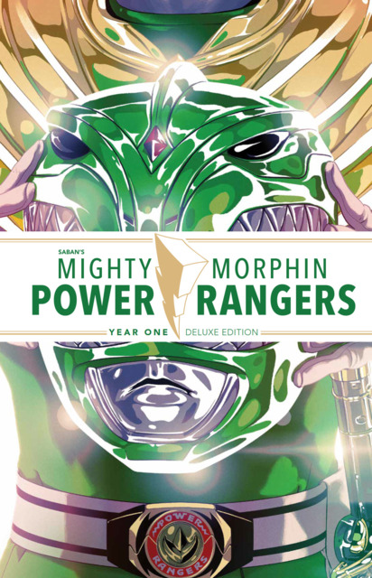 Mighty Morphin Power Rangers: Year One Deluxe Edition