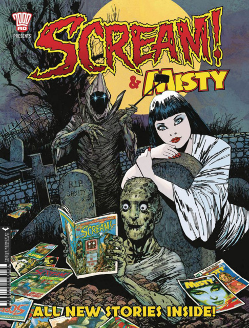 Scream! & Misty Special