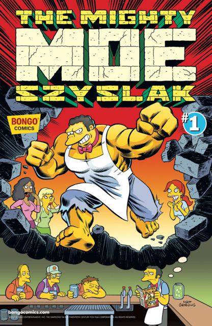 Simpsons One-Shot Wonders: The Mighty Moe Szyslak