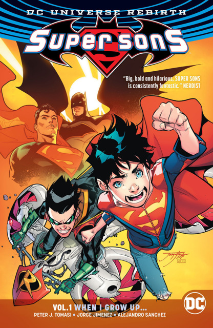 Super Sons: When I Grow Up...