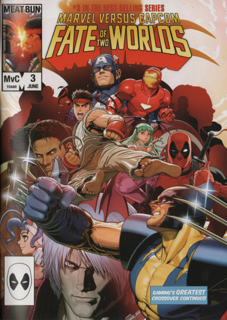 Marvel vs. Capcom: Fate of Two Worlds