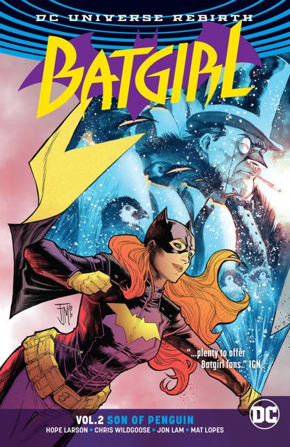 Batgirl: Son of Penguin