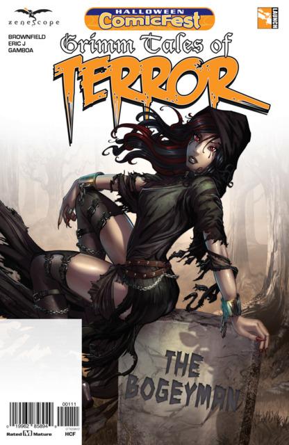 Halloween Comicfest 2017: Grimm Tales of Terror