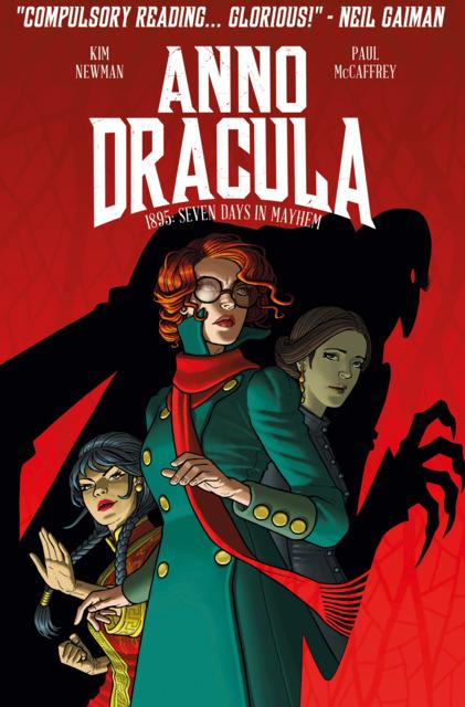Anno Dracula: 1895 - Seven Days of Mayhem