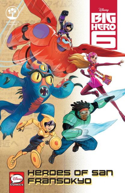 Disney Big Hero 6: Heroes of San Fransokyo