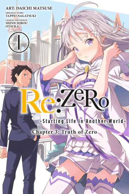 Re:ZERO -Starting Life in Another World-, Chapter 3: Truth of Zero