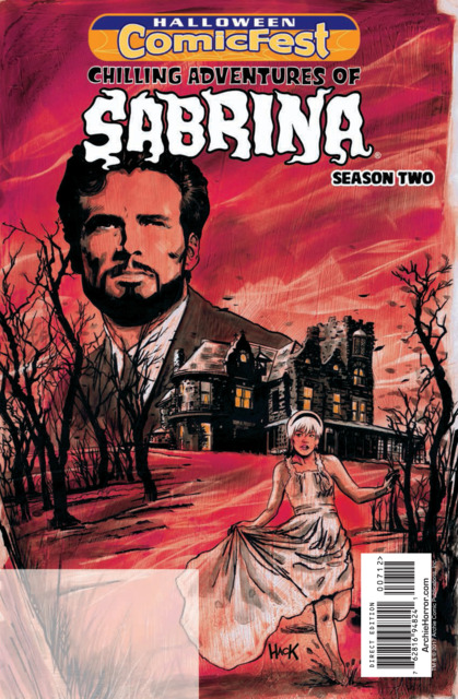 Chilling Adventures of Sabrina: Halloween ComicFest Edition