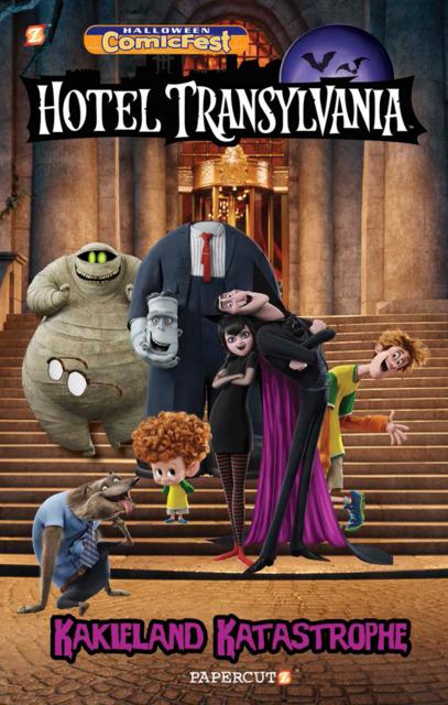 "Hotel Transylvania ""Kakieland Katastrophe"" Halloween ComicFest"