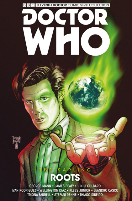 Doctor Who: The Eleventh Doctor: The Sapling: Roots