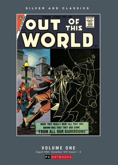 Silver Age Classics Out of This World