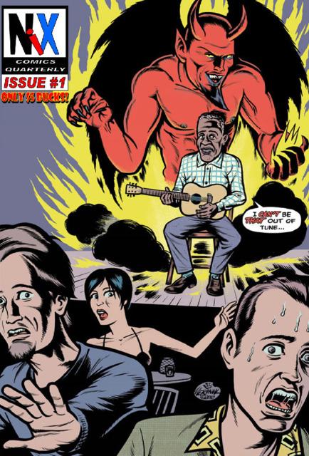 Nix Comics Quarterly