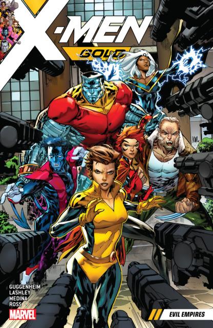 X-Men: Gold: Evil Empires