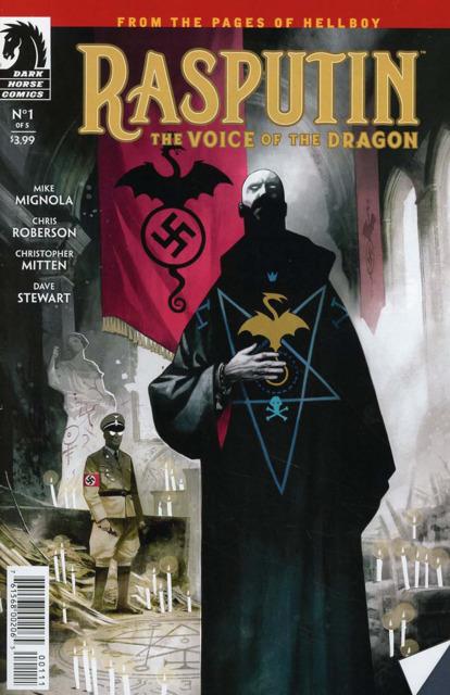 Rasputin: Voice of the Dragon