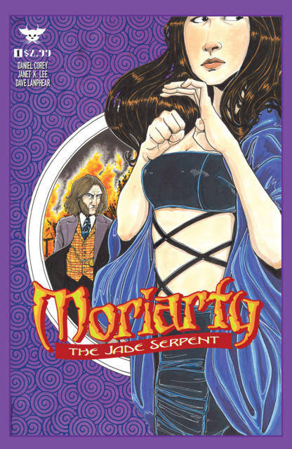 Moriarty: The Jade Serpent