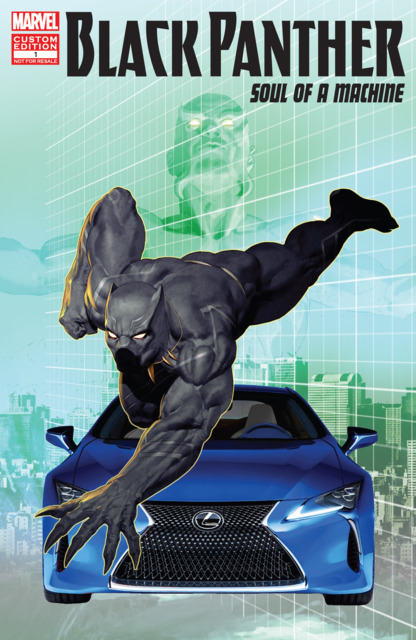 Black Panther: Soul of A Machine