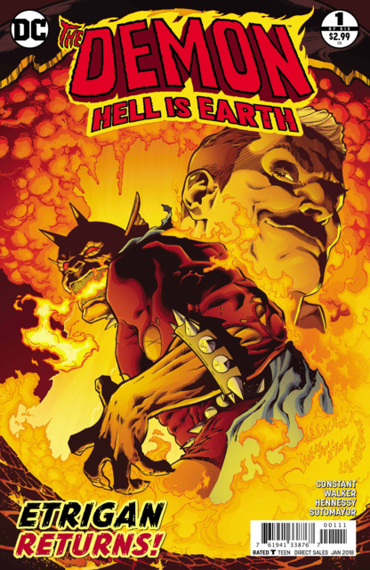 The Demon: Hell Is Earth